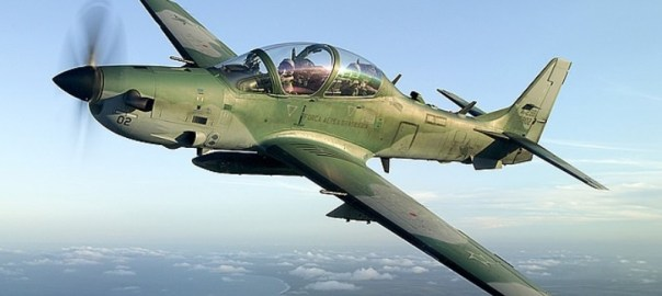Tucano light attack jets [Photo credit: Khaama Press]