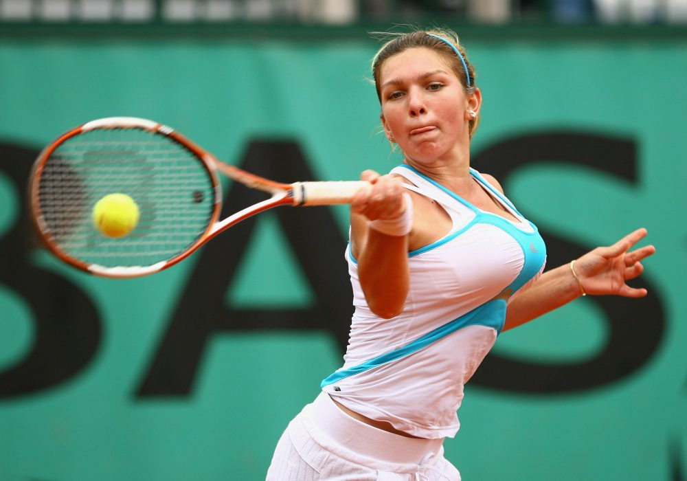 Halep downs Davis in marathon but the Barty party is over