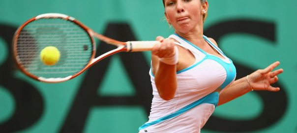 Simona Halep [Photo credit: YouTube]