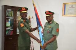 Mr. Agim, a brigadier general, replaces John Enenche as the Nigerian Army spokesperson.