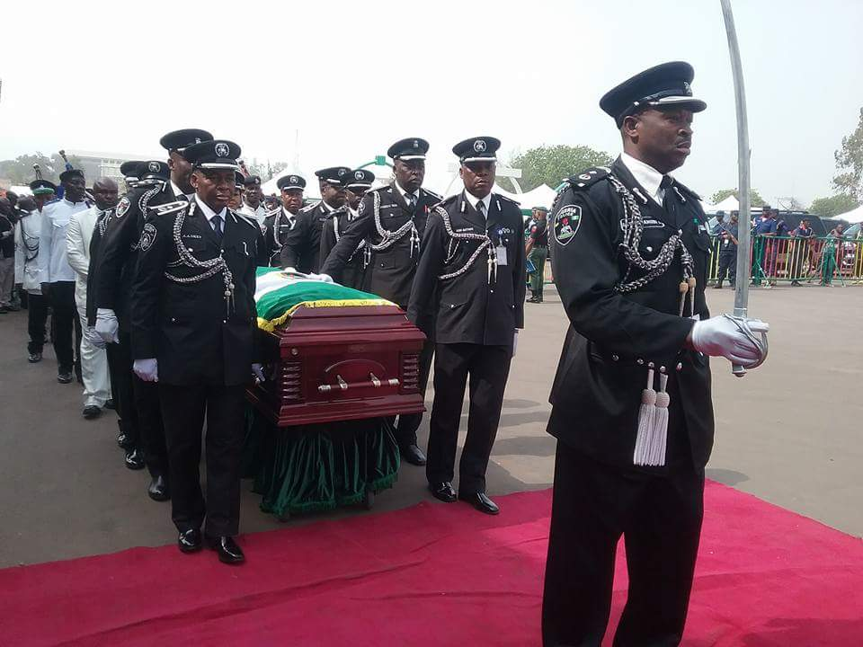 Adieu Statesman: Alex Ekwueme laid to rest after a long week