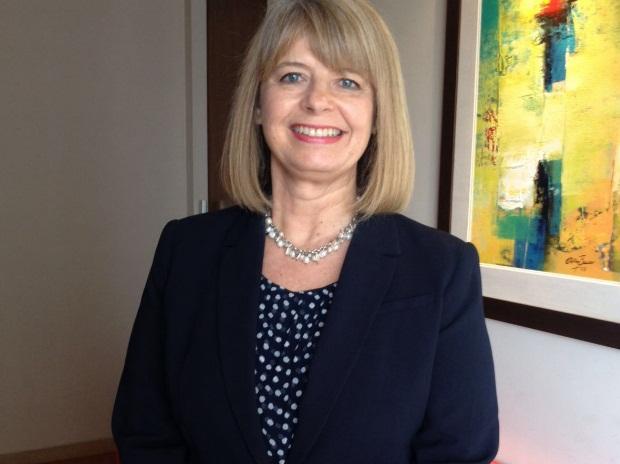 Image result for UK Minister for Africa, Harriett Baldwin,