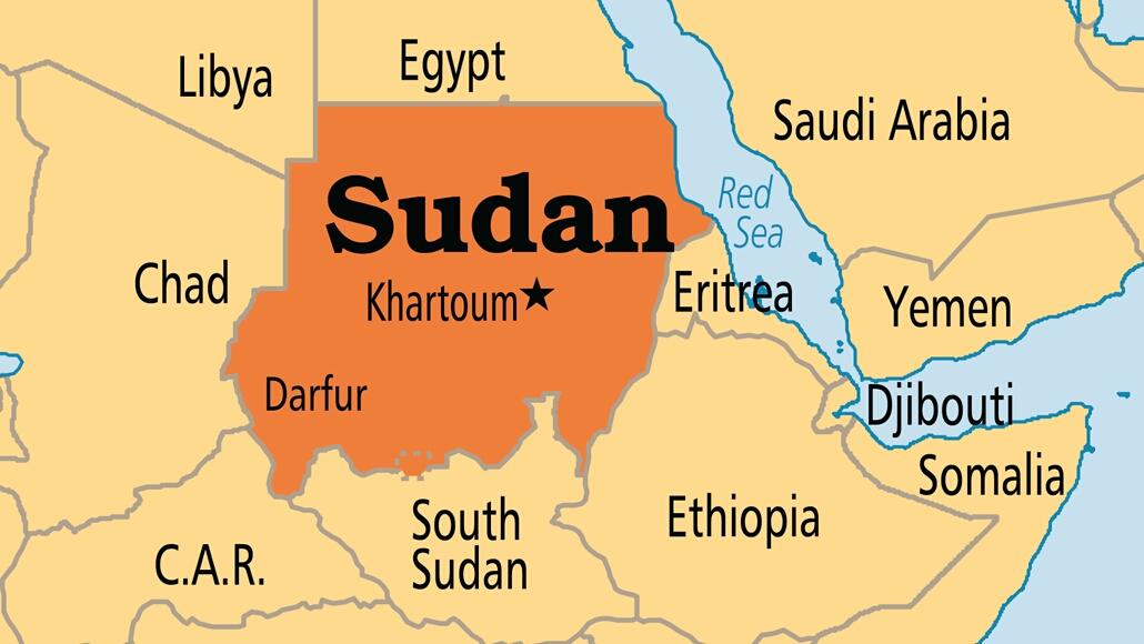 Plane crashes in Sudan's Darfur region, killing all on board
