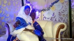 PREMIUM TIMES' Managing Editor, Idris Akinbajo with his bride
