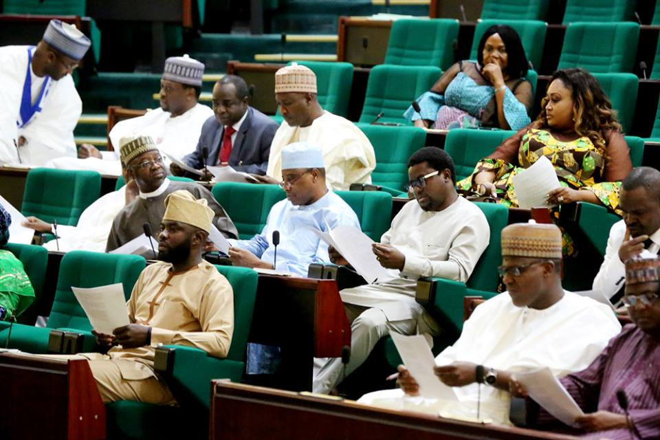 House C'ttee Presents 2020 Budget Report