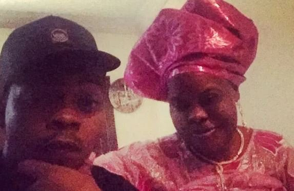 Image result for Olamide loses mum