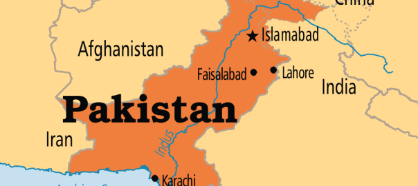 Map of Pakistan. [Photo credit: Cryptid Wiki - Fandom]