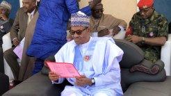 President Buhari commissions new train coaches in Kaduna 6