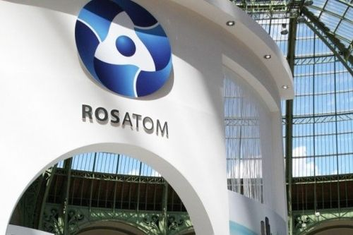Russian Nuclear company, Rosatom. [Photo credit: Energy Mix Report]