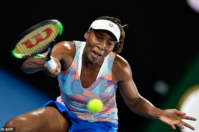 Australian Open: Venus Williams knocked out by Bencic in first round