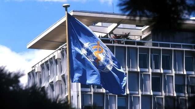 World Health Organisation's headquarters