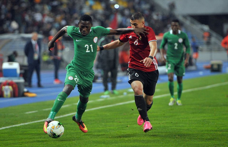 CHAN 2018 Super Eagles secure first win
