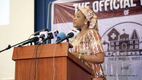 Idayat Hassan, Director Centre for Democracy and Development (CDD)