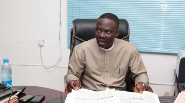 Kassim Afegbua, a spokesperson for former military ruler, Ibrahim Babangida. [Photo credit: TheCable]