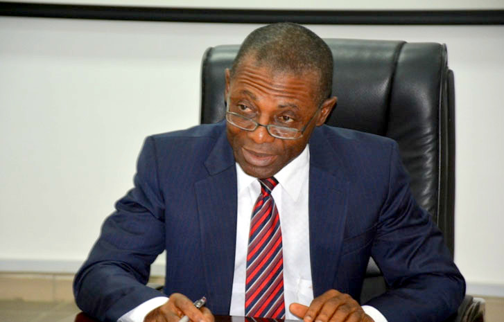 Auditor-General of the Federation, Anthony Ayine [Photo Credit: Independent Newspapers Nigeria]