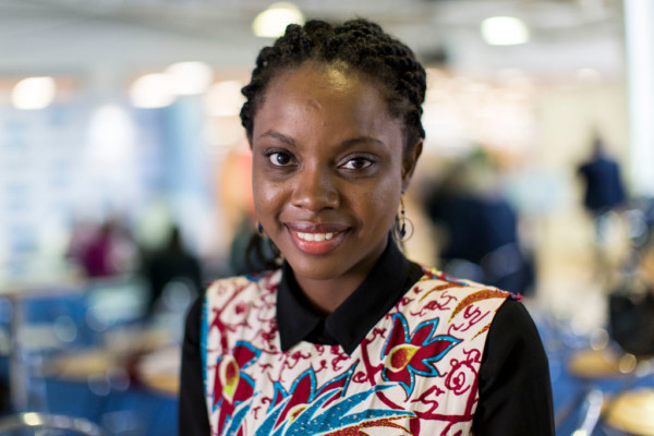 Ayobami Adebayo. (Photo by David Levenson_Getty Images)