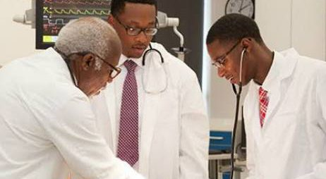 Medical doctors used to illustrate the story [Photo Credit: Medicalworld Nigeria]