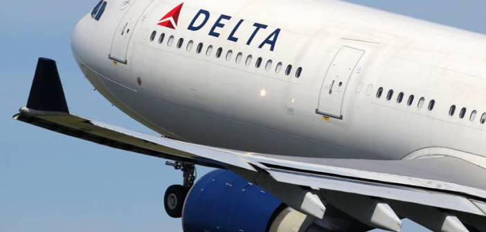 Delta Air (Photo Credit: Polis Online)