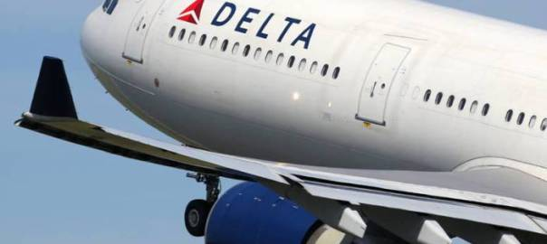 Delta Air (Photo Credit: Polis Online)