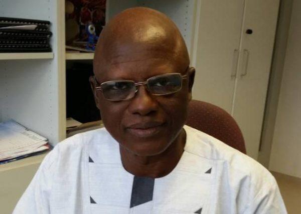 Dr Taiwo Oloruntoba-Oju - Former ASUU Chair and Chairman UNILORIN 49+ Foundation for Justice - led struggle against termination
