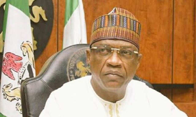 Image result for images of Governor of Yobe State