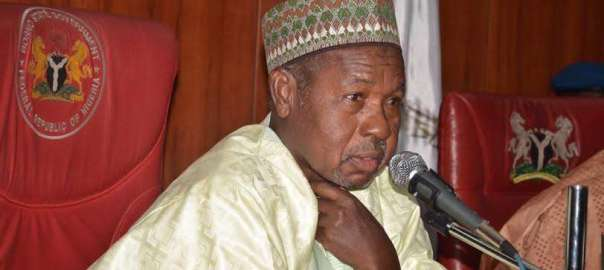 Governor Aminu Masari of Katsina State