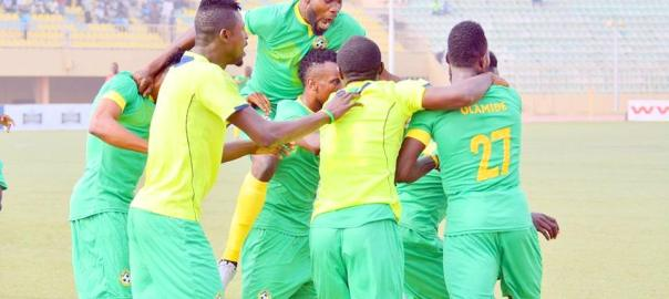 Kwara United F.C. [Photo Credit: Kwara United Facebook page]