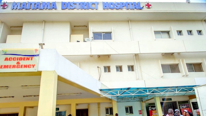 Maitama General Hospital