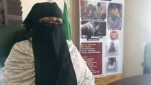 Mama Boko Haram, Aisha Wakil during interview with PRNigeria