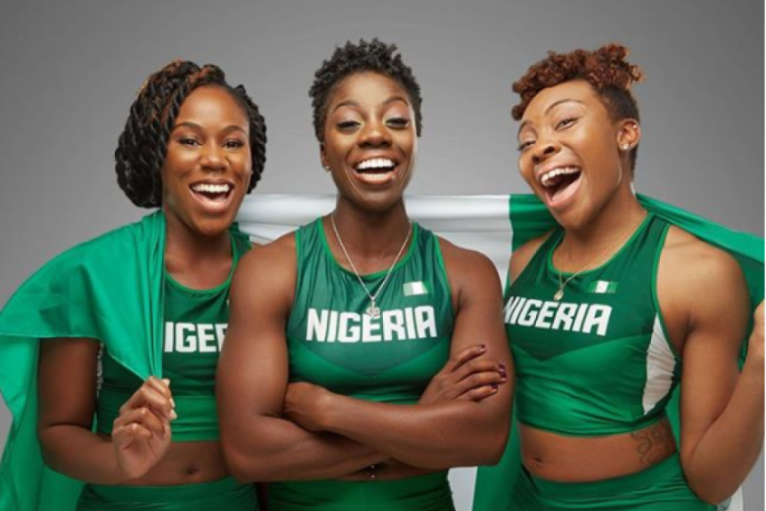 Image result for nigeria representative at winter olympics