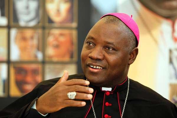 Rev. Ignatius Kaigama. [Photo credit: Daily Post]