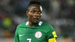 Ahmed Musa. [Photo credit: Guardian Nigeria]