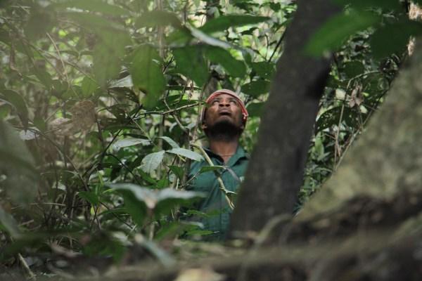 Ayamba Ntui, local hunter from Cross River State 2