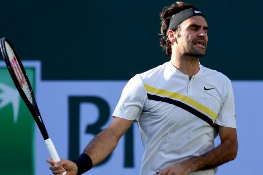 Roger Federer puts troubled start behind him