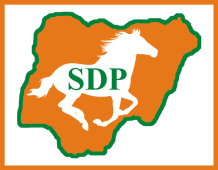 Social Democratic Party, SDP, logo