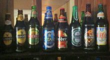 Variety of beer used to illustrate the story. [Photo credit: nigerianbrands]