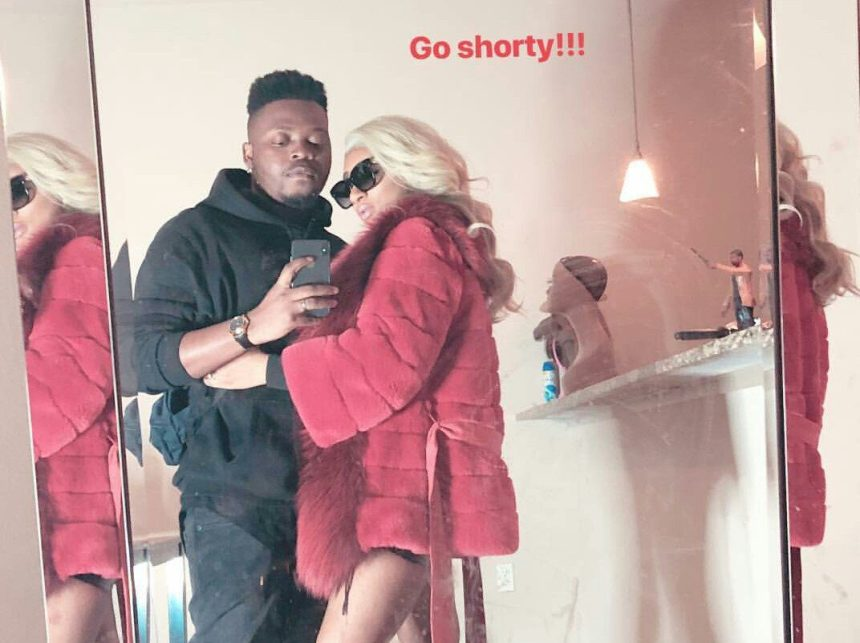 Image result for olamide and partner