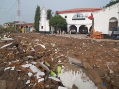 Residents, shop owners lament as govt demolishes buildings on NNPC pipeline