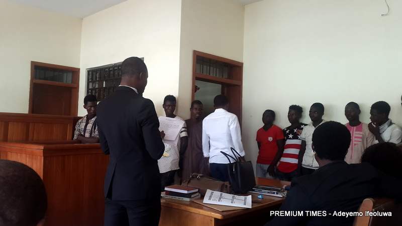 Shiite members arraigned before an Abuja Magistrate court