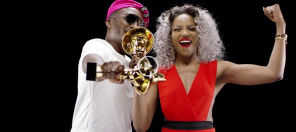 Bovi, Seyi Shay unveiled as hosts of 'Headies' 2018