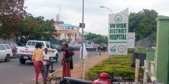 Wuse District Hospital.