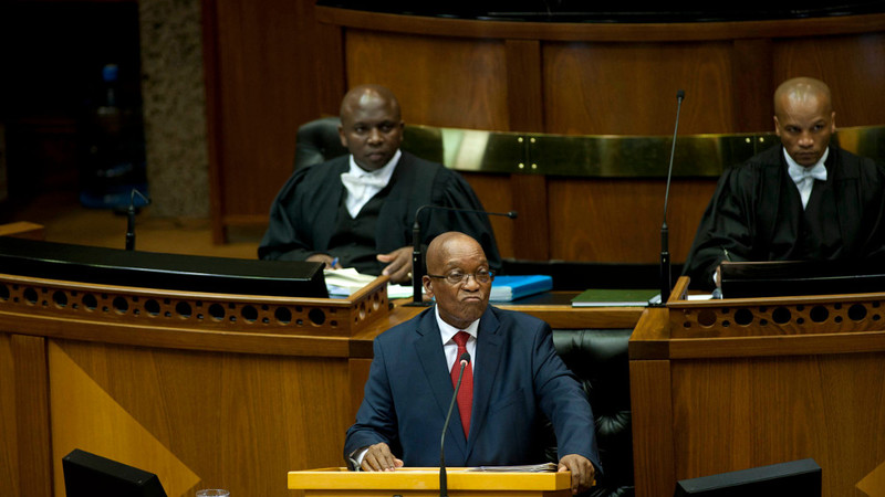 Image result for $2.5 bn arms deal: Zuma speaks on charges