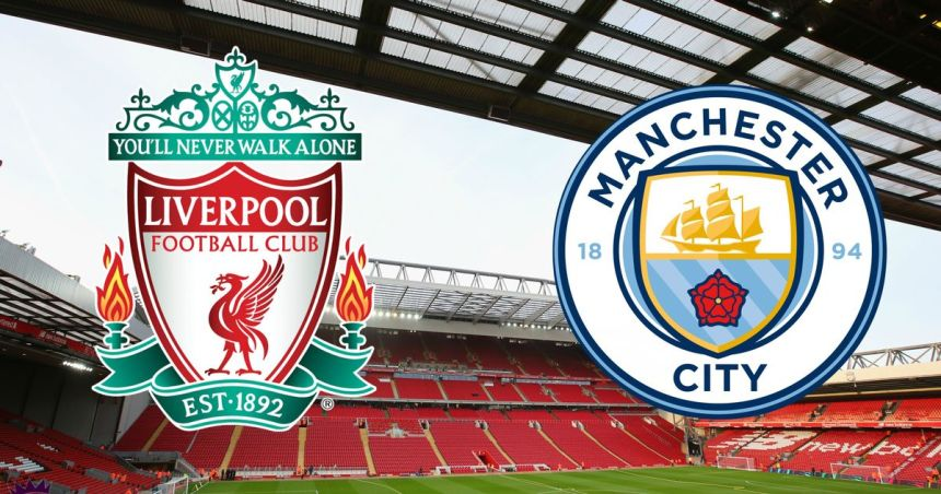 Liverpool Vs Man City: Liverpool V Man. City: Action, Goals Expected At Anfield