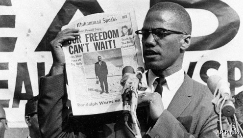 Malcolm X was an African-American Muslim minister and human rights activist.