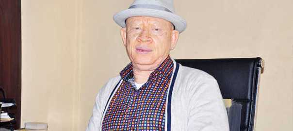 Jake Epelle, Founder & CEO, Albino Foundation (Photo Credit: Peoples Daily Newspaper)