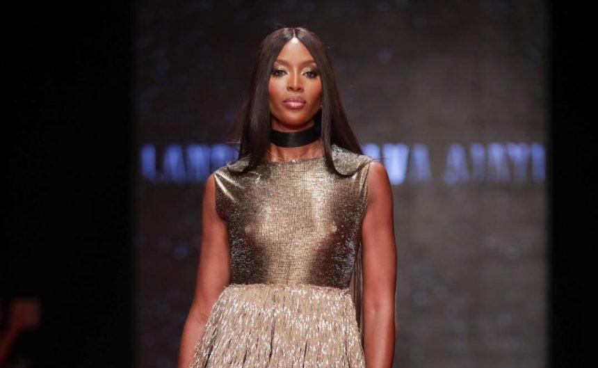 12f7530dc3be52 Supermodel Naomi Campbell visits Nigeria