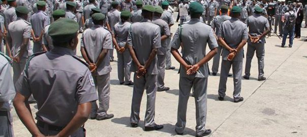 Nigerian Customs Officials