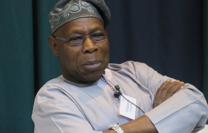 Image result for Obasanjo masterminded the illegal removal of five governors from office- Presidency