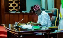 The Speaker, Oyo State House of Assembly, Micheal Adeyemo