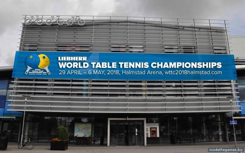 China win 2018 men women table tennis world championship - World table tennis championships ...